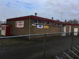 Bouwkundige Inspectie kleedgebouwen in Sint Nyk